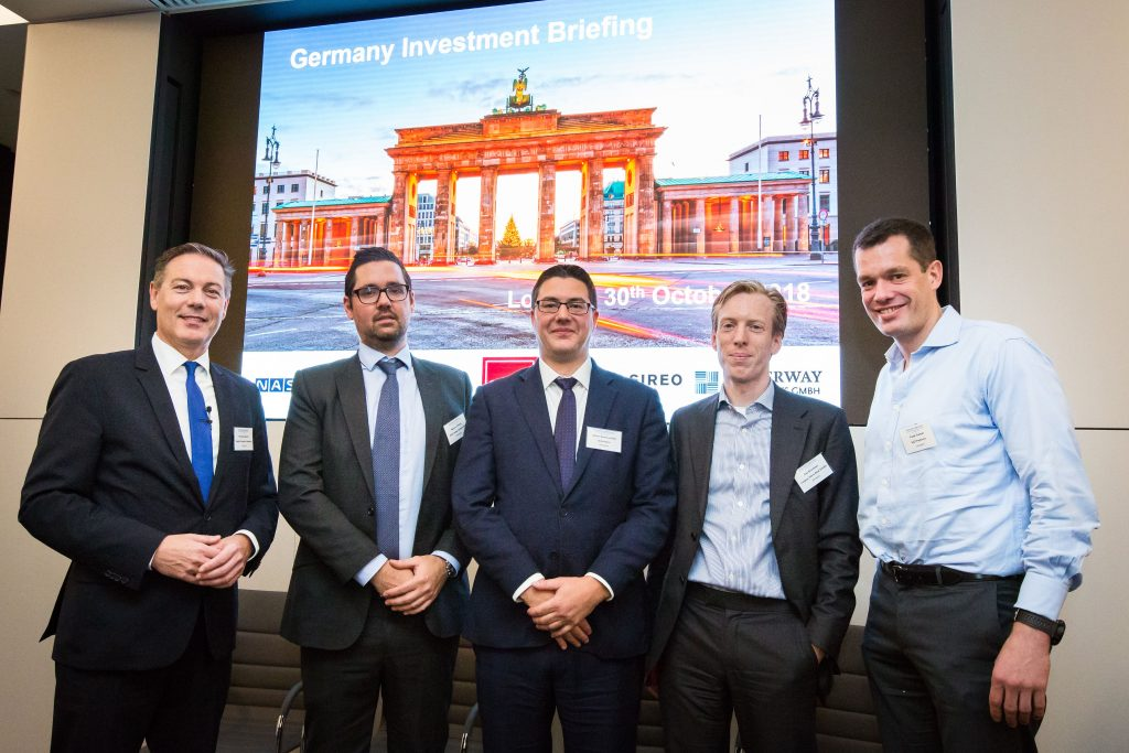 1 Marius Preisig auf dem PropertyEU Germany Investment Briefing, Foto Credit_PropertyEU